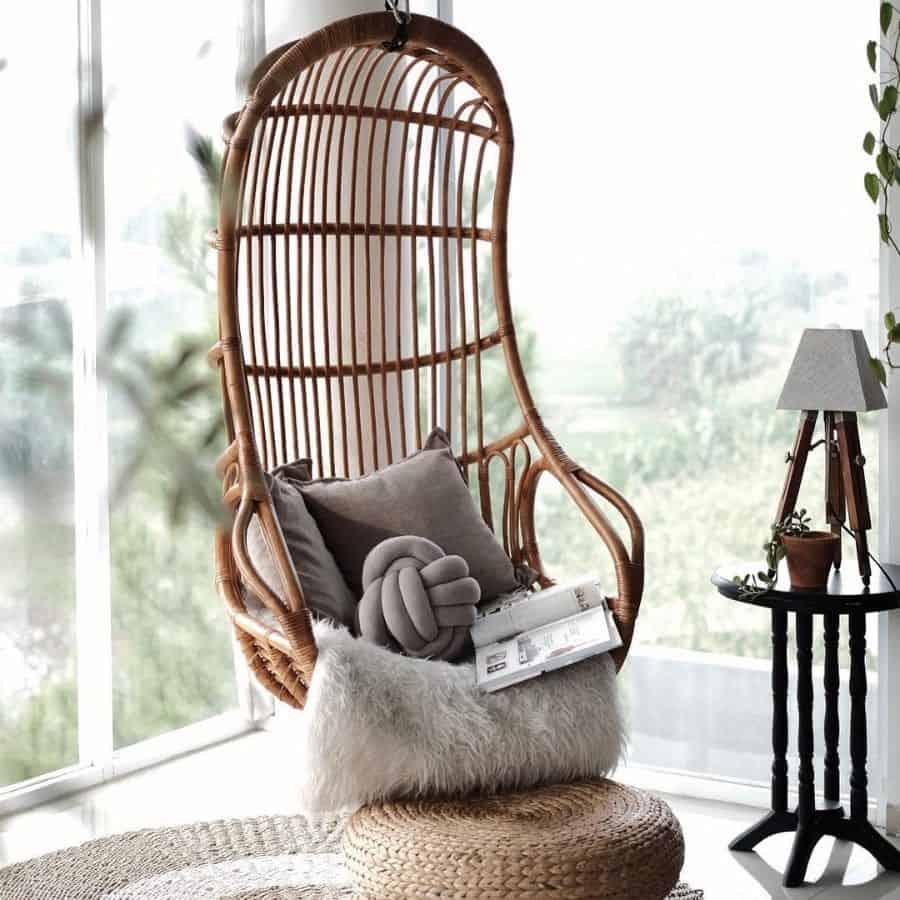 Cozy Seat Reading Nook Na Omahkoe