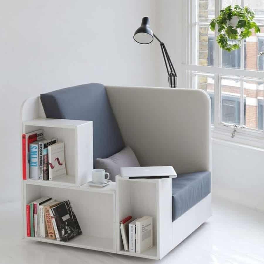Cozy Seat Reading Nook Stellarmaterial