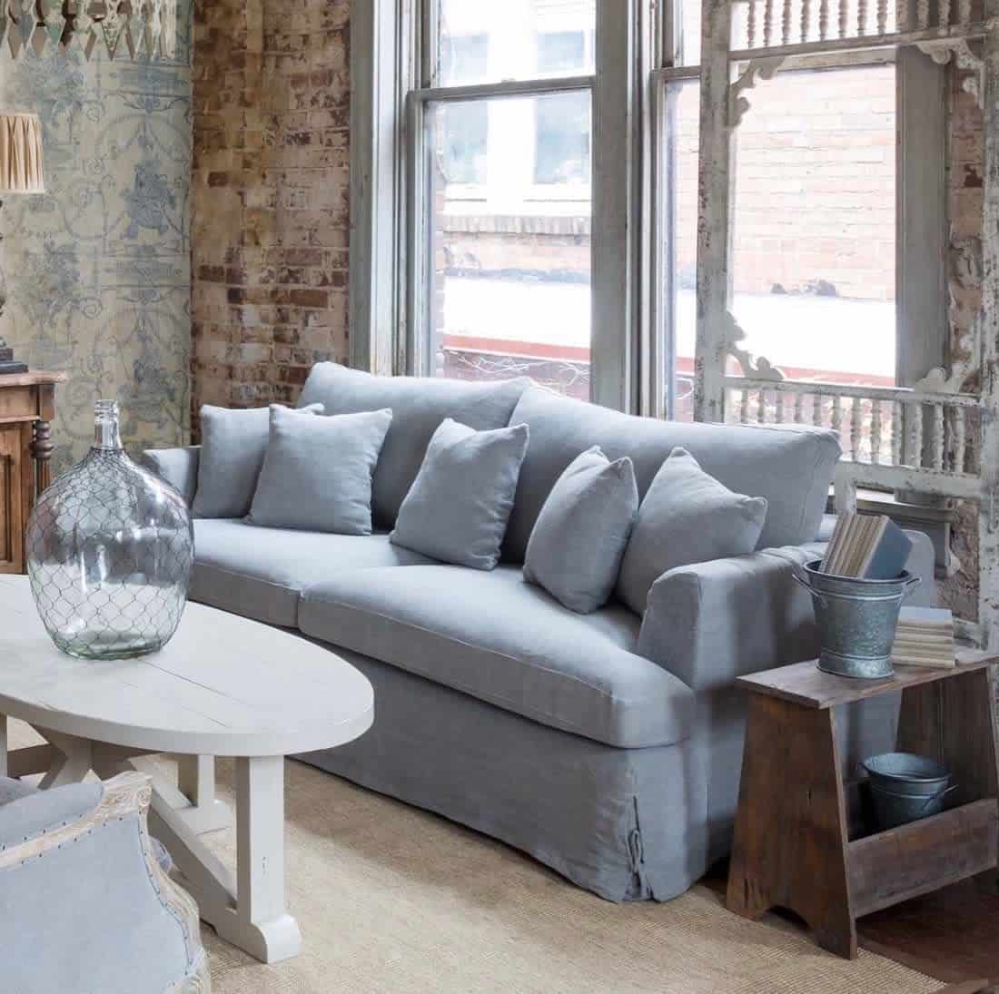 Cozy Sofa Farmhouse Living Room Ideas Gershwinandgertie (2)