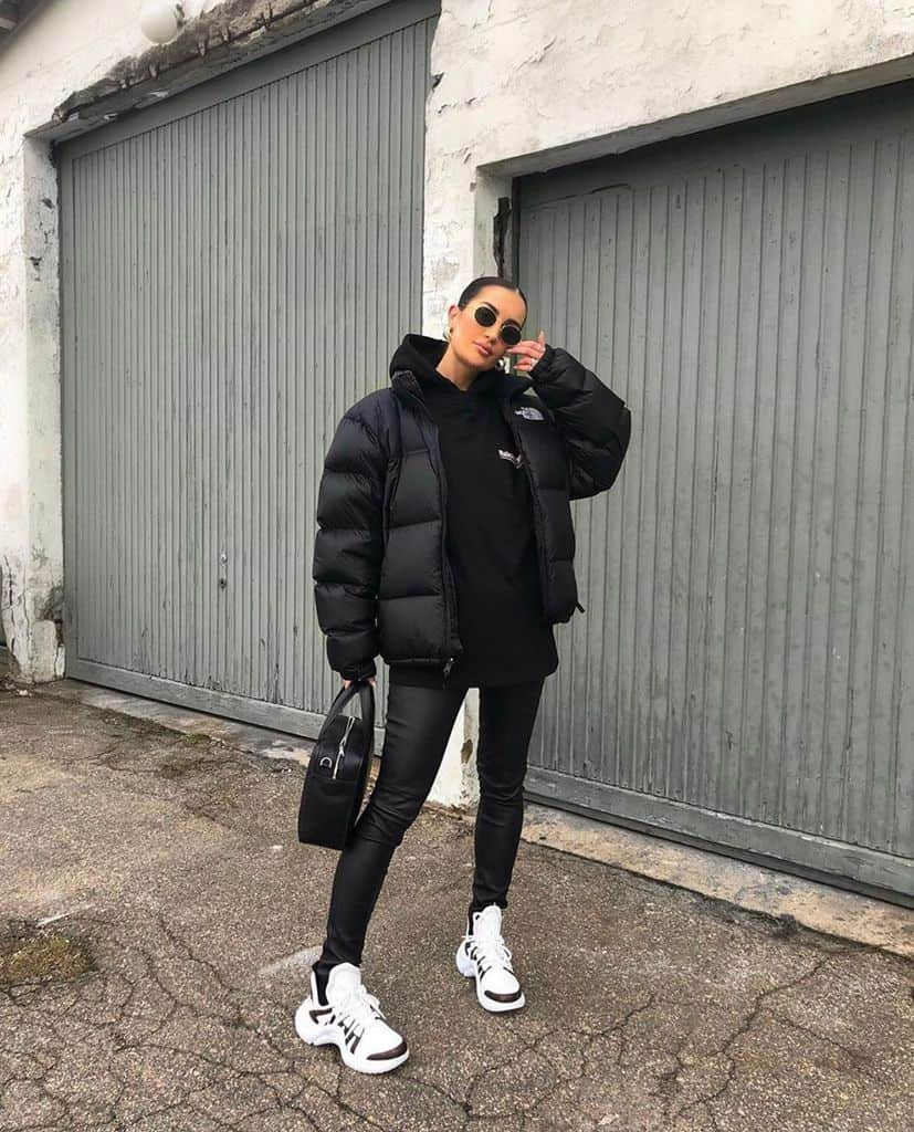 Cozy Street Wear Fashion