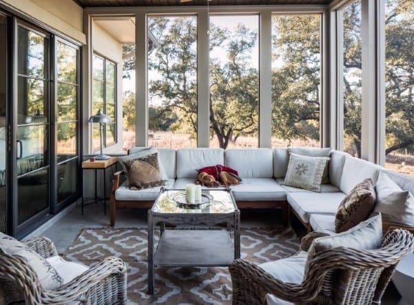 Cozy Sunroom Ideas