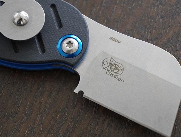 Cpm S30v Steel Benchmade 380 Aller Knife