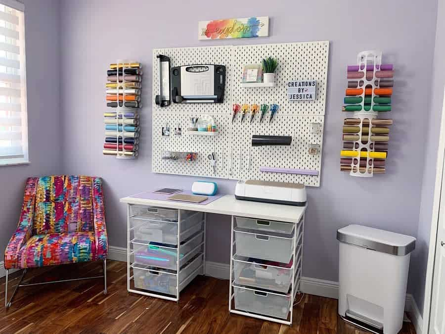 Creative Art Room Pegboard Ideas Creationsbyjessica