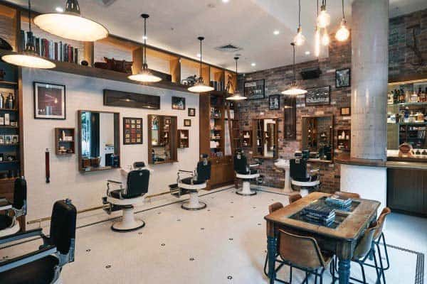 Creative Barber Shop Designs