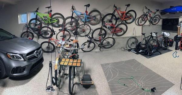 Creative Bicycle Storage Ideas
