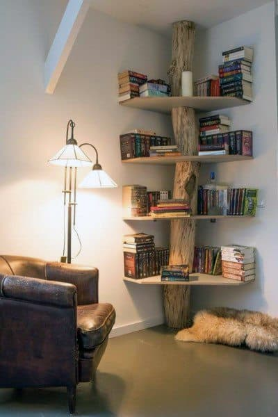 Bookcase Bookshelf Ideas Unique Book Storage Designs