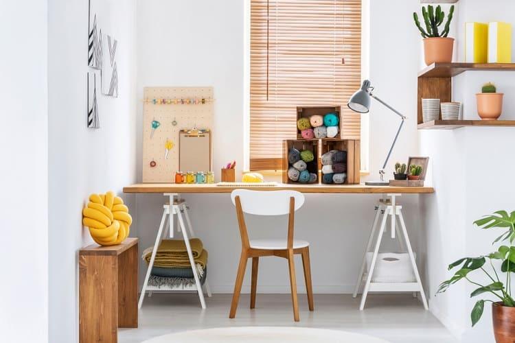Creative Corner Craft Room