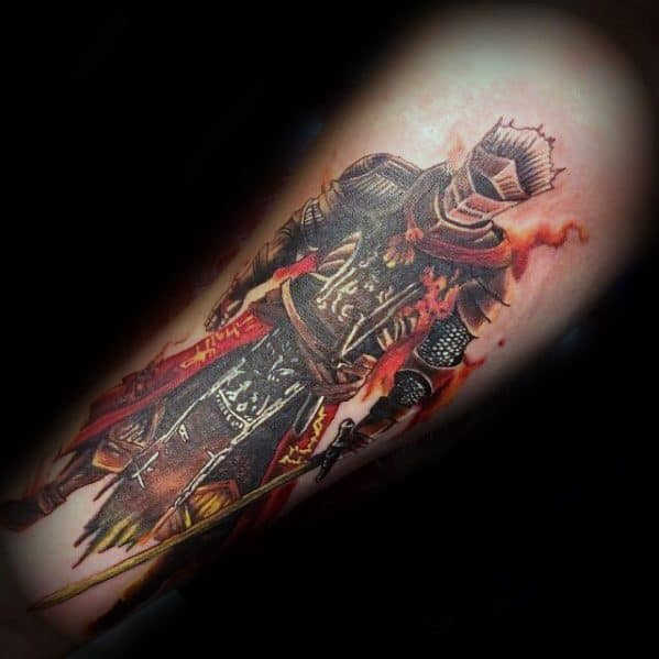 Tiger And Dragon further Fashion Gor in addition Lotus Mandala Hip Tattoo besides Arm Bones in addition Fractal Tattoo Designs For Men. on dark tattoo ink design