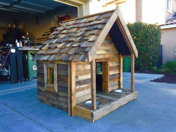 Creative Dog House Ideas