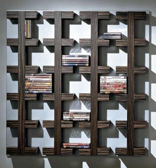 Creative Dvd Storage