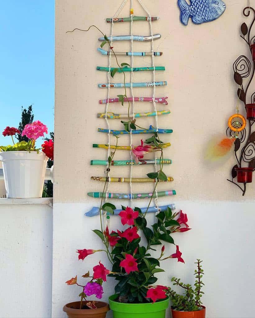 creative garden trellis ideas dreams_life_22
