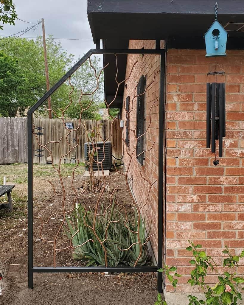creative garden trellis ideas maker956