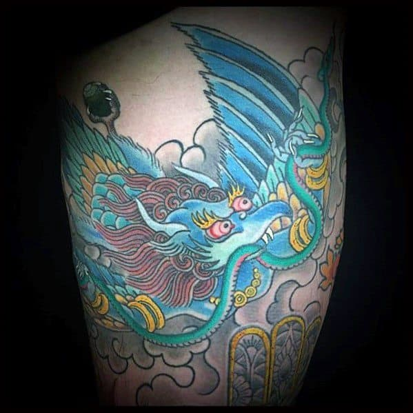 Creative Garuda Tattoos For Men