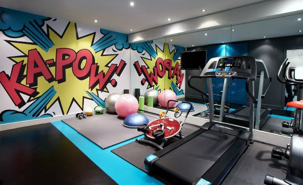 Home gym ideas  40 Personal Home Gym Design Ideas For Men - Workout Rooms