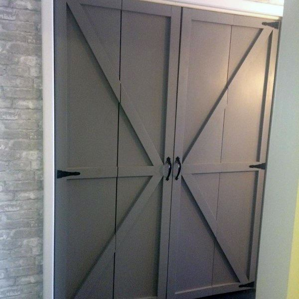 Creative Ideas For Closet Doors