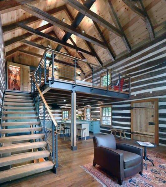 Creative Loft Interior Ideas