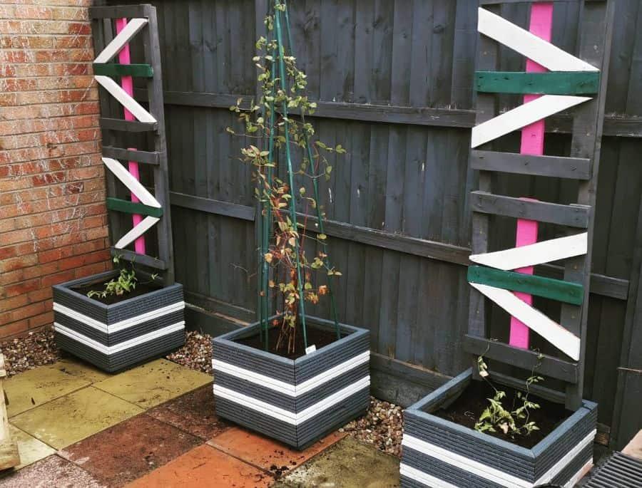 creative pallet garden design ideas bosingdesigns