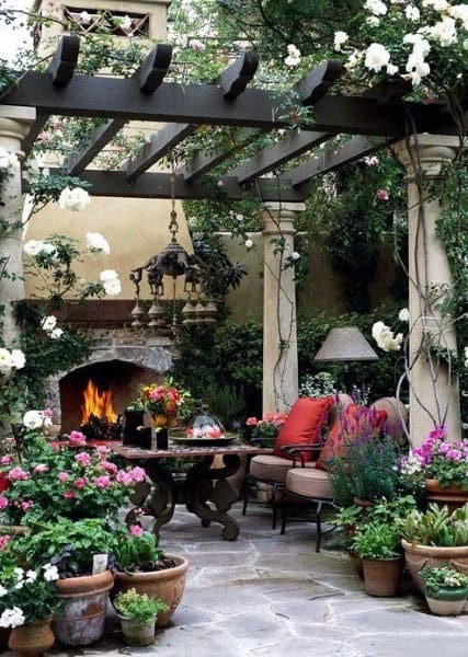 Creative Pergola Outdoor Ideas