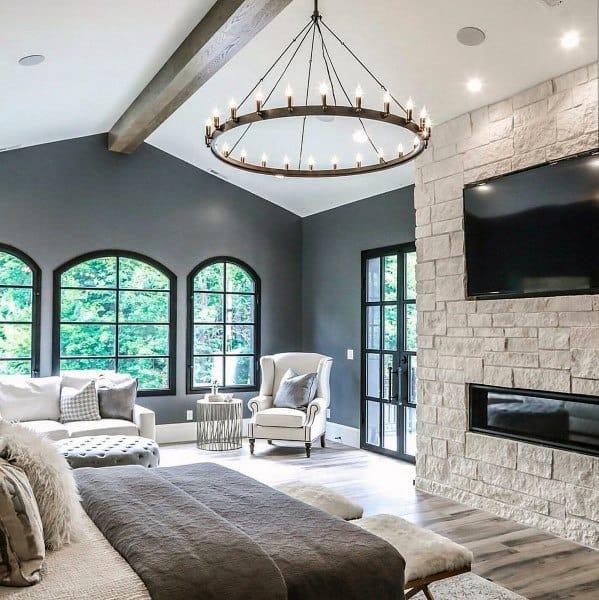Creative Rustique Chambre à coucher des Idées