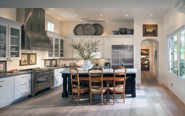 Creative Rustic Kitchen Ideas
