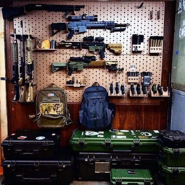 Creative Small Gun Room Inspiration