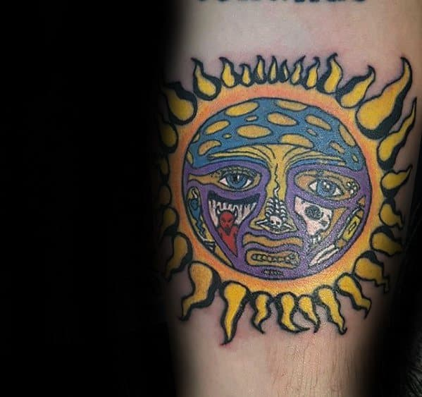 Creative Sublime Tattoos For Men