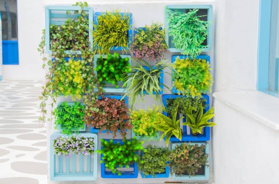creative vertical garden ideas 2