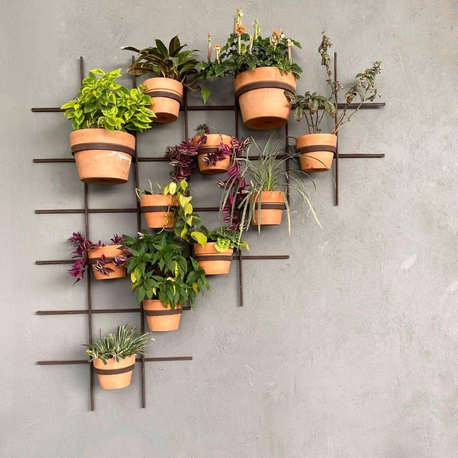 creative vertical garden ideas anapinkgomez