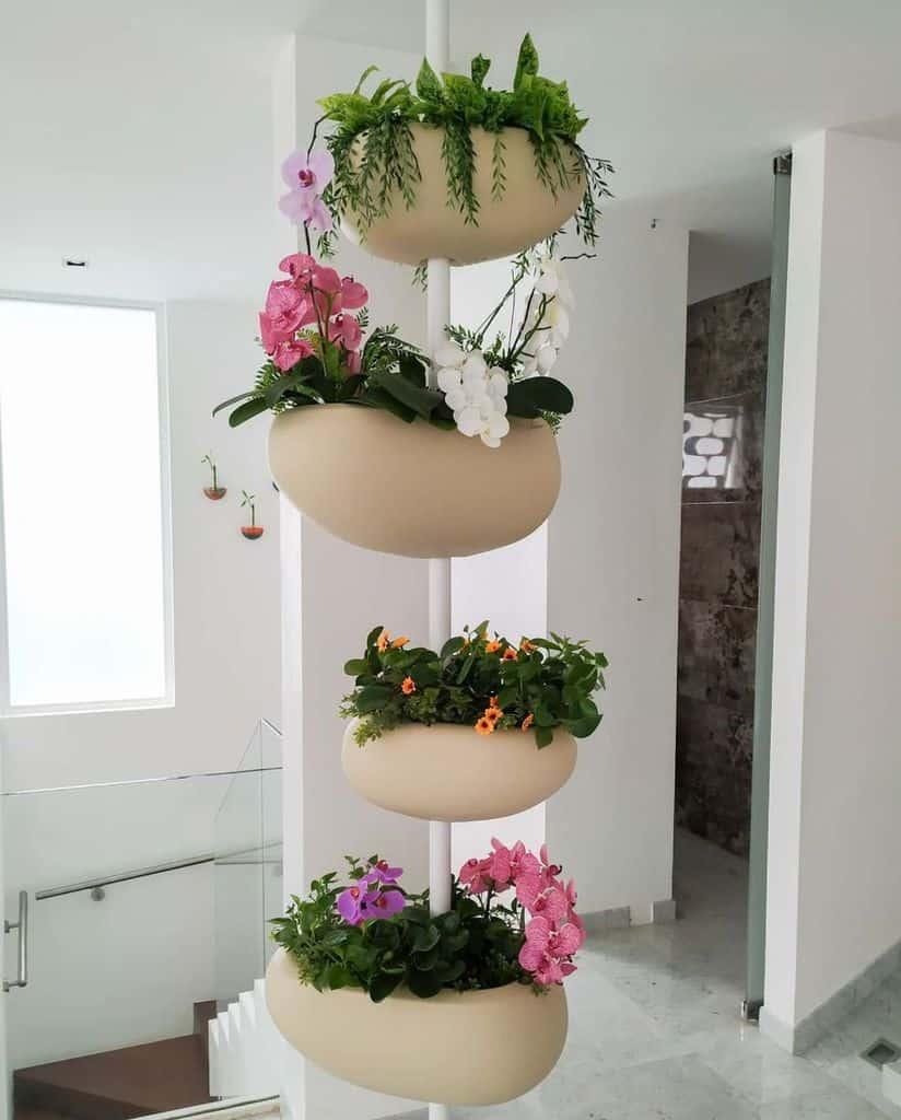 creative vertical garden ideas paisajesdejardin