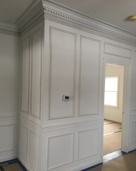 Creative Wainscoting Ideas