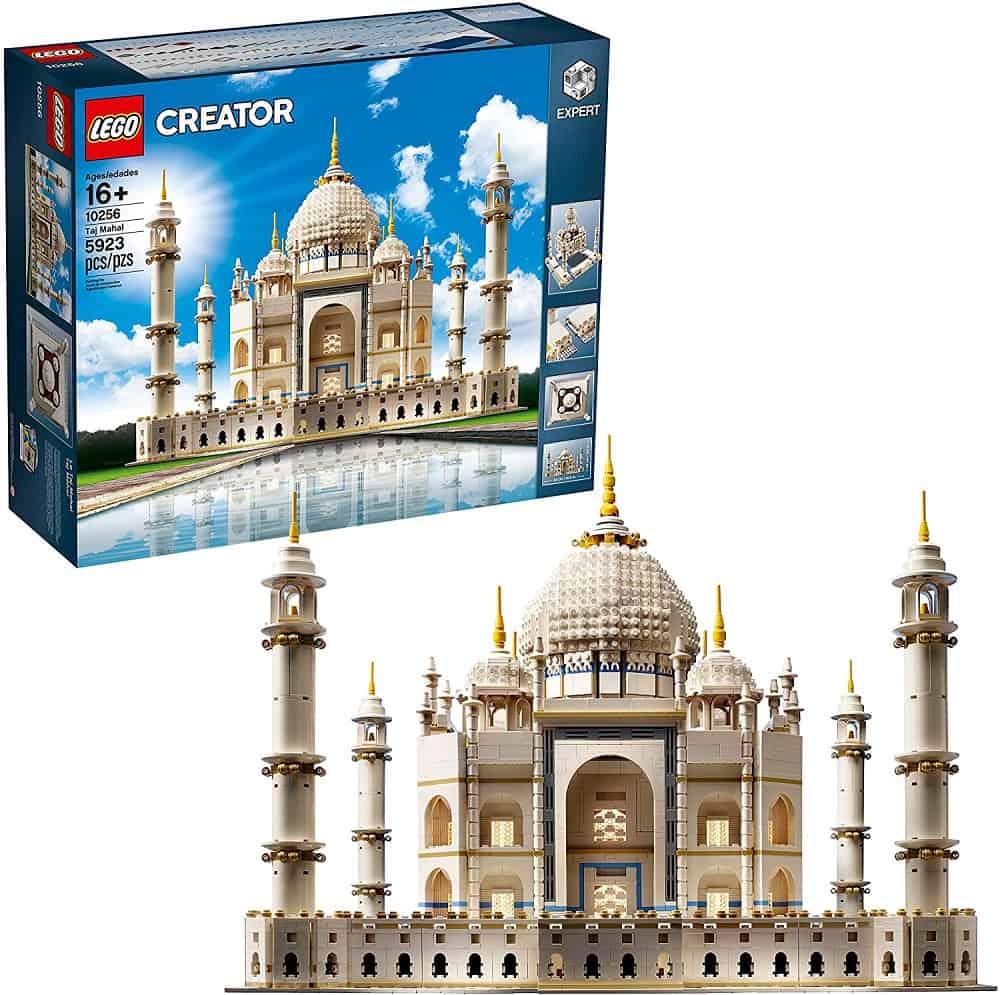 lego creator expert taj mahal building kit