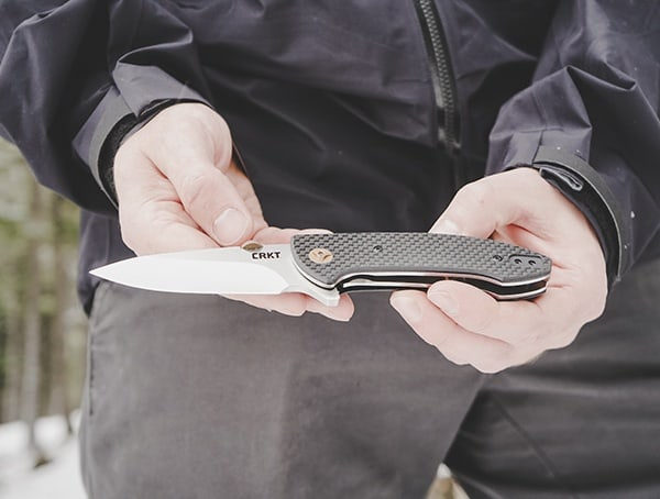 Crkt Avant 4620 Knife Review