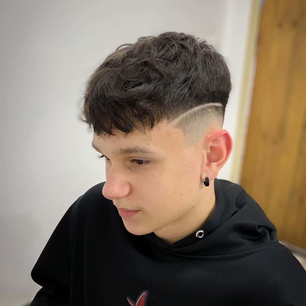 Crop Haircut