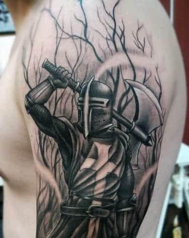 cross-tattoos-for-men-on-ribs