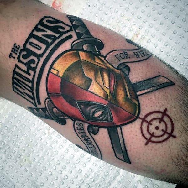 Top 77 Deadpool Tattoo Ideas 2020 Inspiration Guide