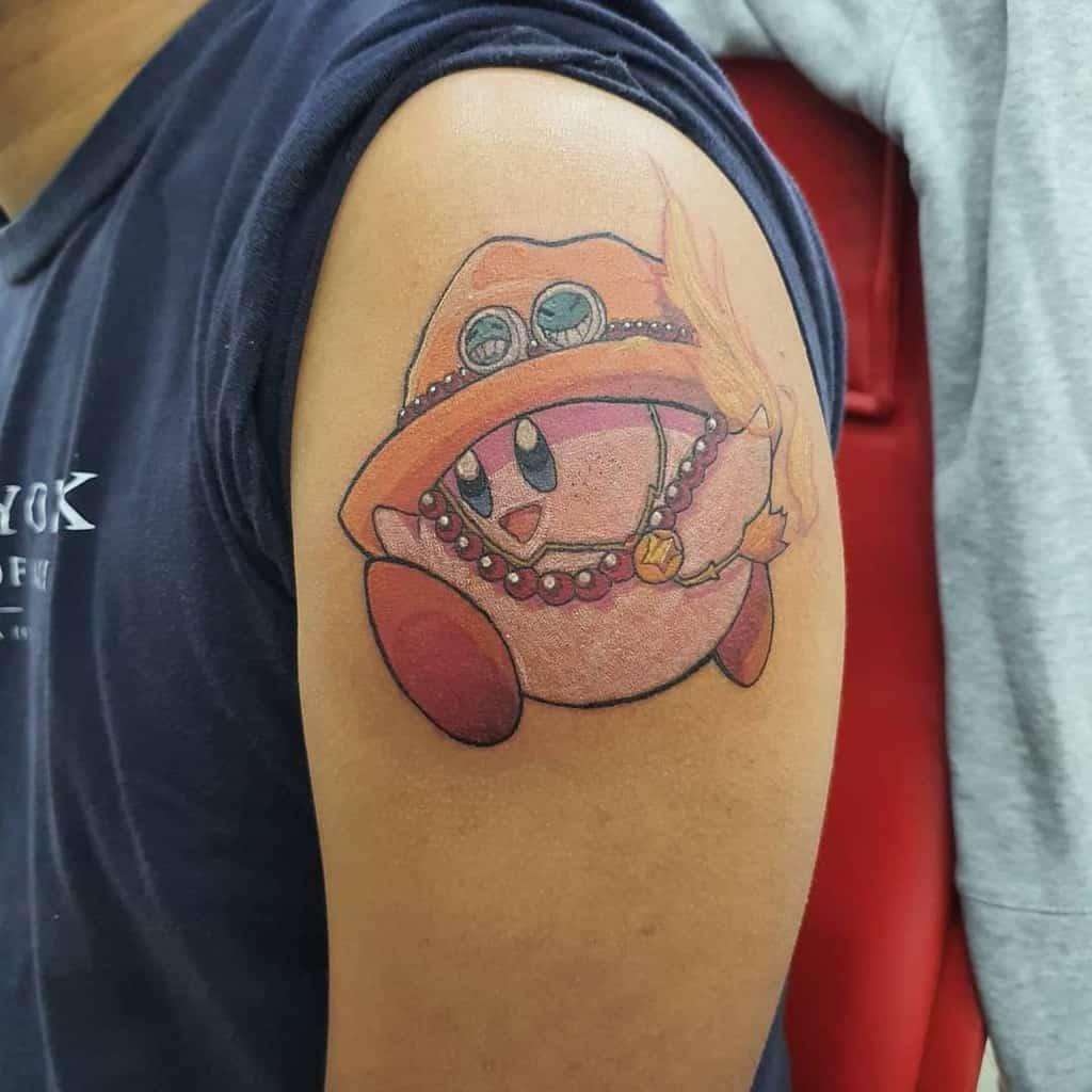 Crossover Kirby Tattoos Doffy Riv