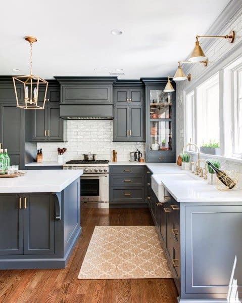 Crown Molding Idea Inspiration Kitchen