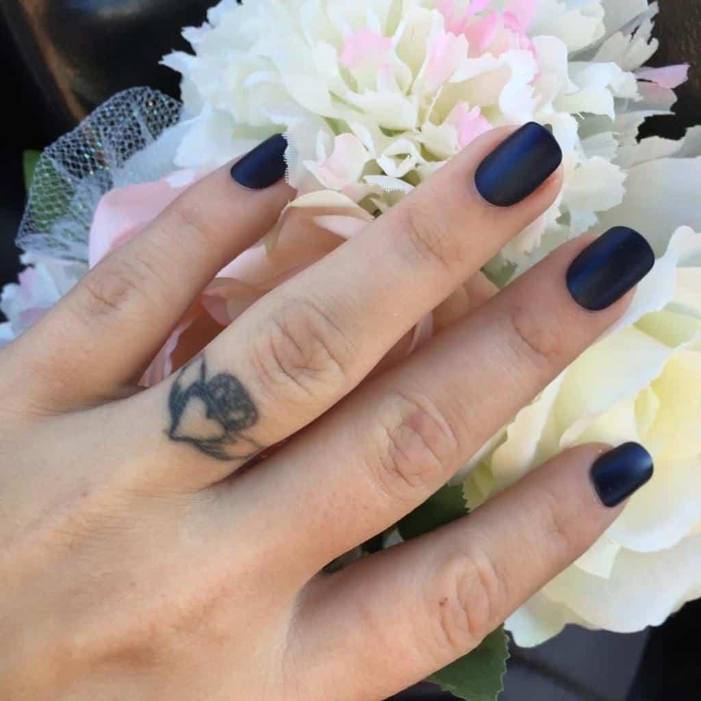 Crown Wedding Ring Tattoo Tresselfoto