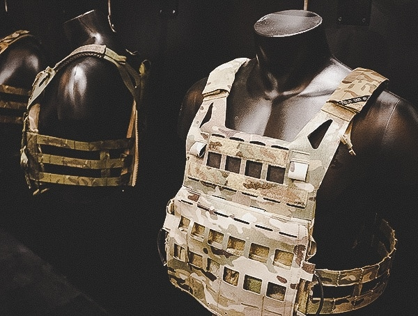 Crye Precision Lightweight Plate Carrier