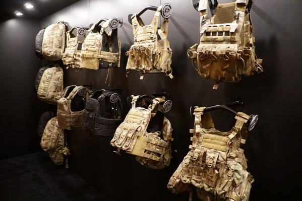 Crye Precision Plate Carriers