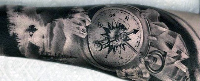 40 Chakras Tattoo Designs For Men - Spiritual Ink Ideas