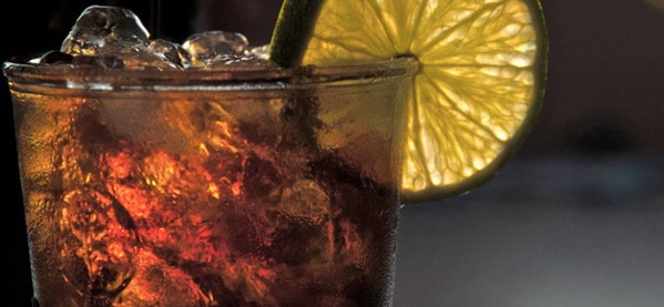 Cuban Libre Rum Drinks For Men