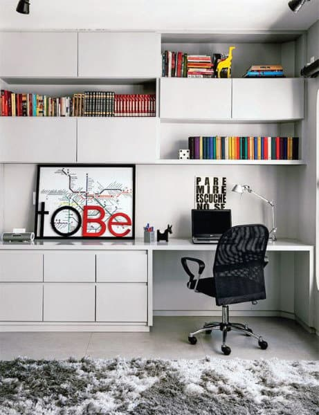 Cube Design Small Home Office Ideas