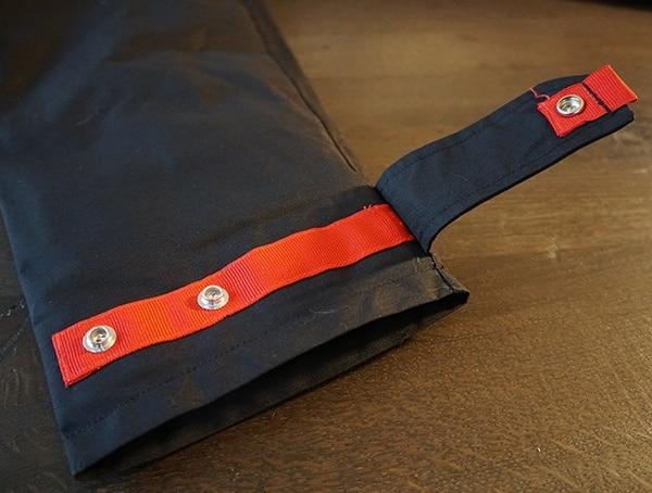 Cuff Button Closure Opened Topo Designs Mountain Jacket For Men