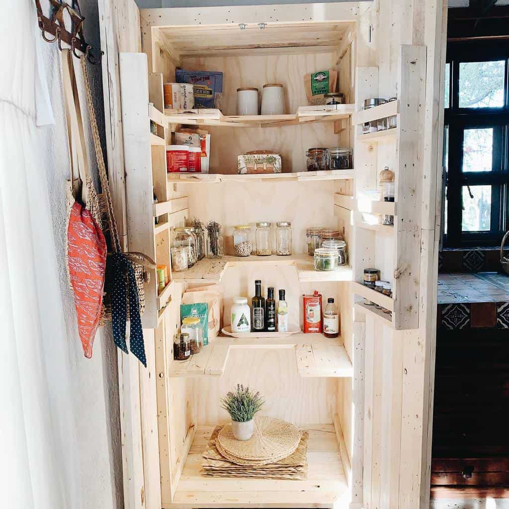 cupboard kitchen organization ideas dub_reclaimed_wood