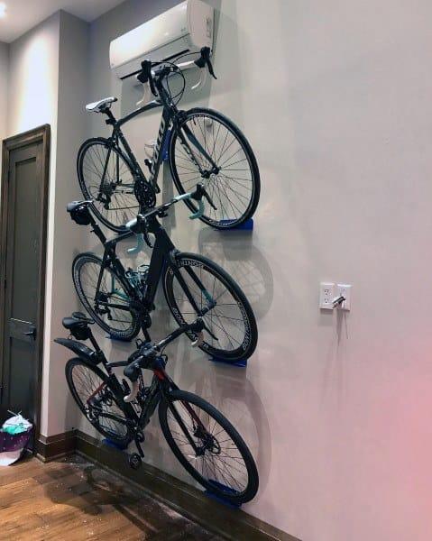 Custom Bicycle Storage Ideas