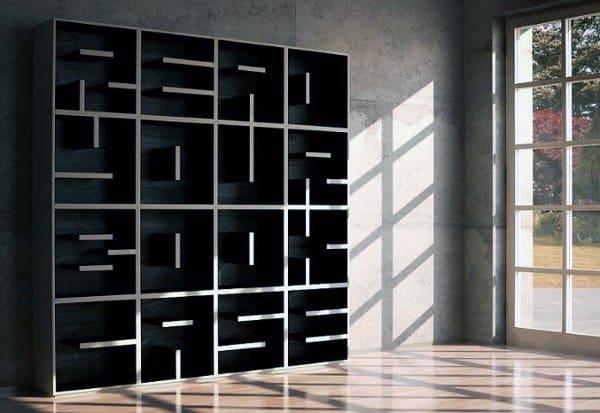 Custom Bookshelf Ideas