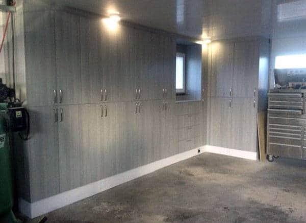 Garage Tool Storage Cabinets