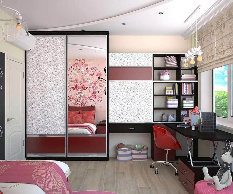 custom cabinets bedroom closet ideas 1