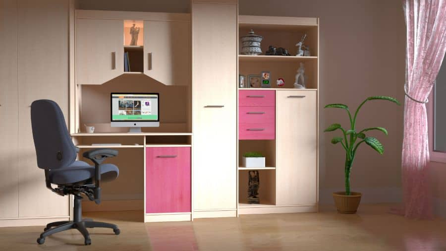 custom cabinets bedroom closet ideas 3